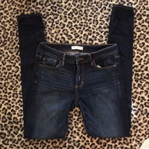 Abercrombie and Fitch skinny jeans stretchy